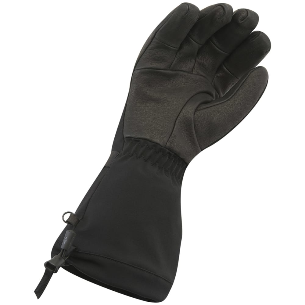 BLACK DIAMOND Men's Super Rambla Gloves - BLACK