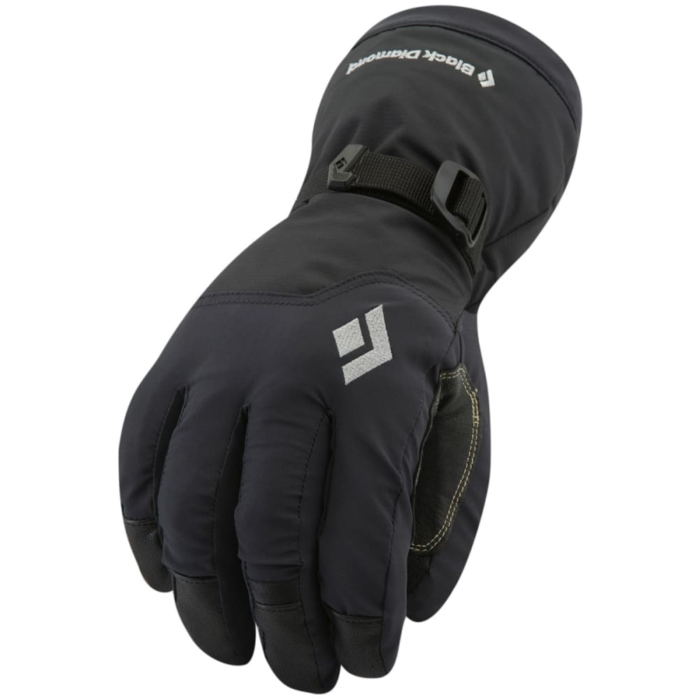 BLACK DIAMOND Torrent Gloves - BLACK