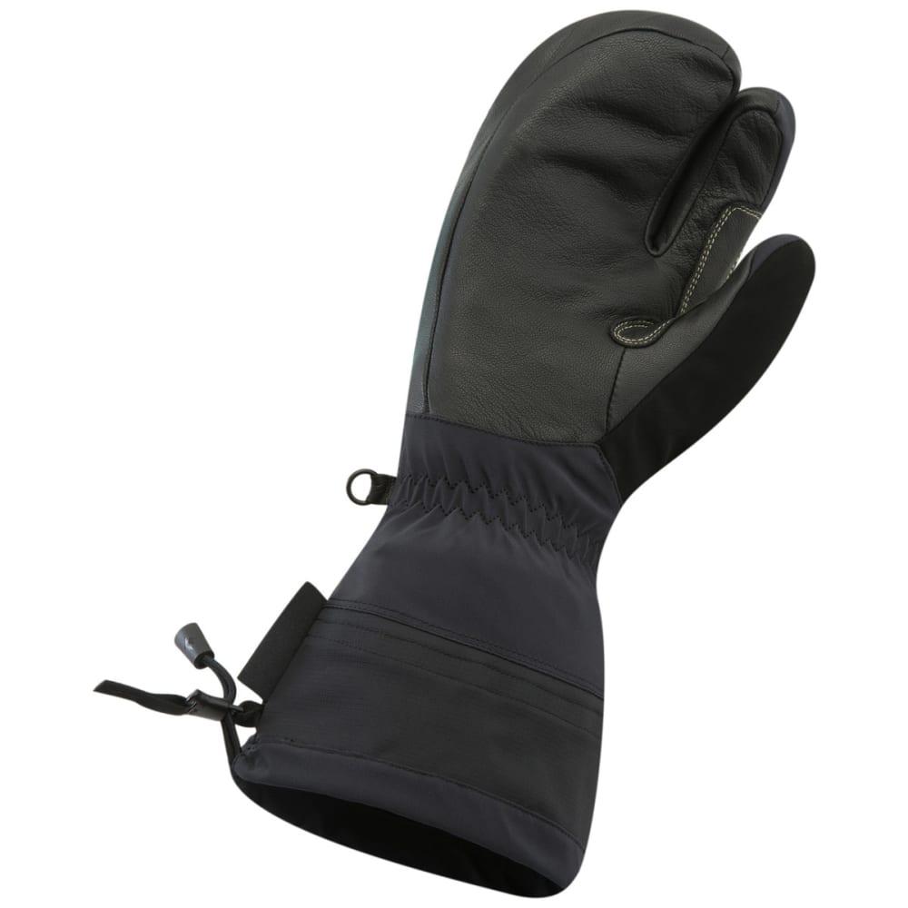 BLACK DIAMOND Soloist Finger Gloves - BLACK