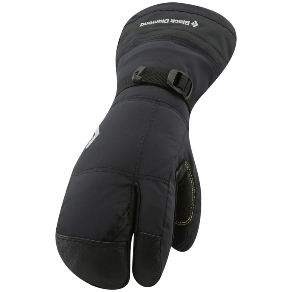 Black diamond gloves guide - Black Diamond Soloist Finger Gloves Black