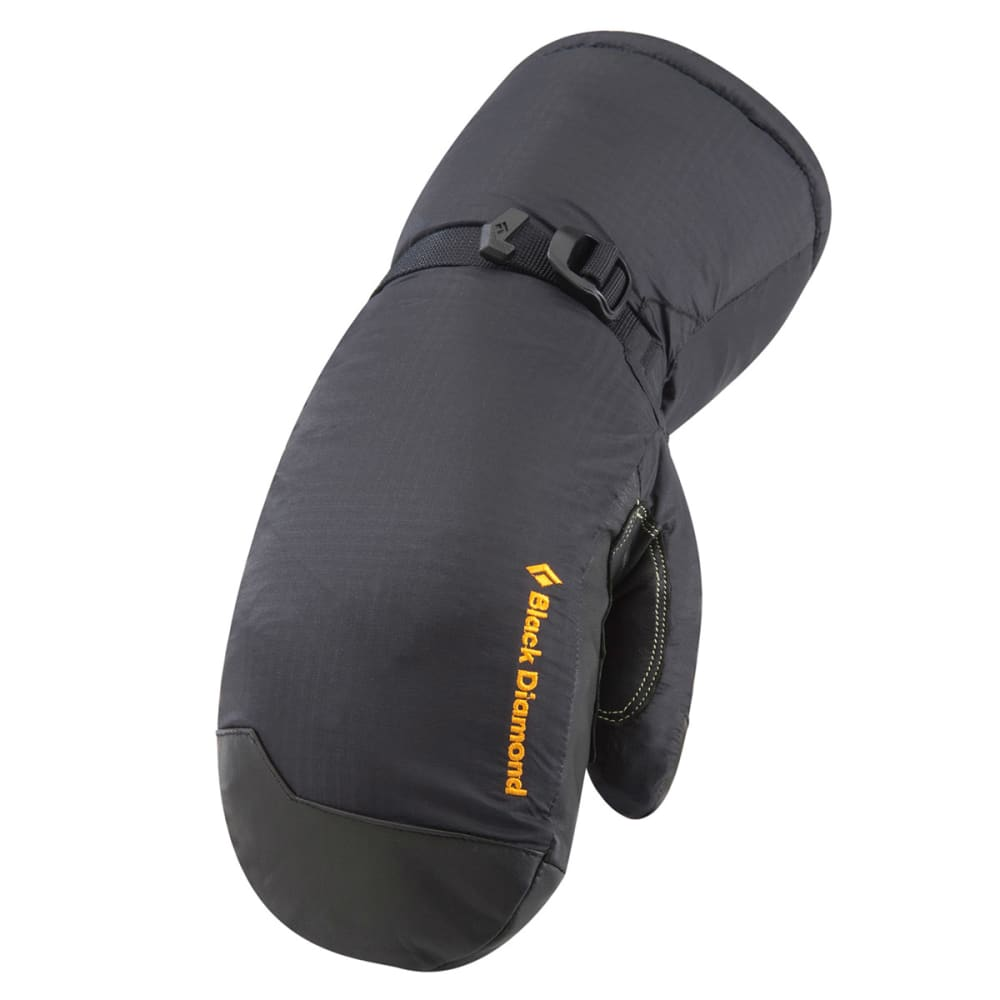 BLACK DIAMOND Super Light Mittens - BLACK