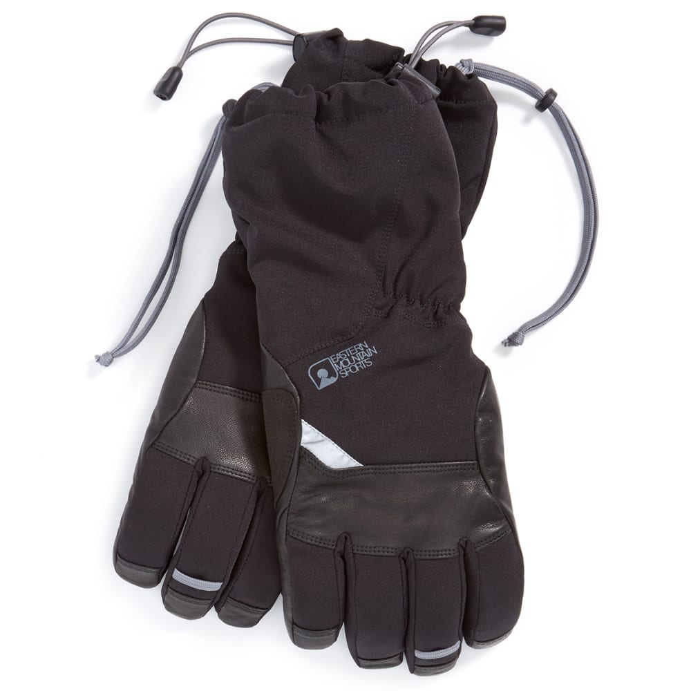 EMS Men's Summit Glove - JET BLACK