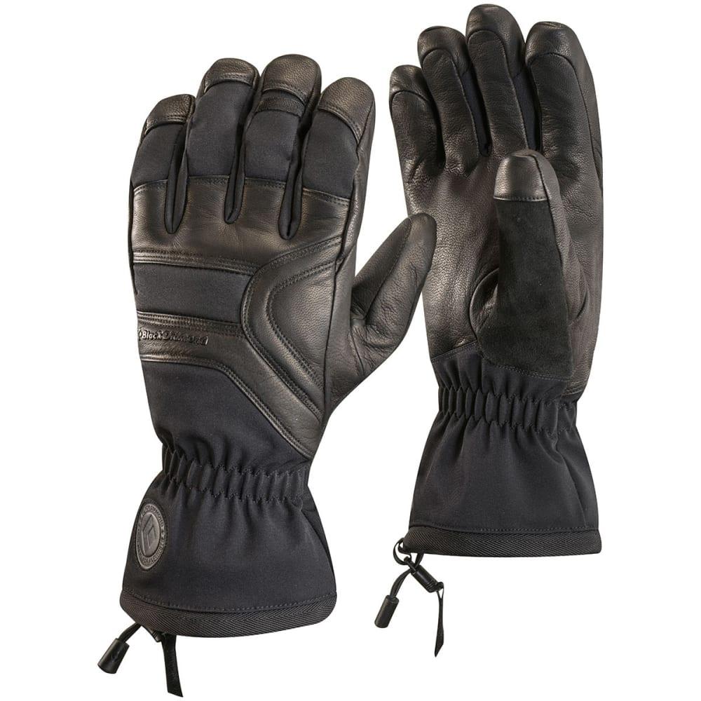 BLACK DIAMOND Men's Patrol Gloves - BLACK