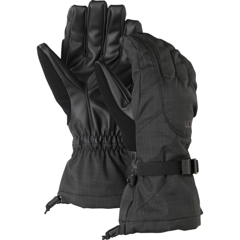 BURTON Women's Approach Glove - TRUE BLACK