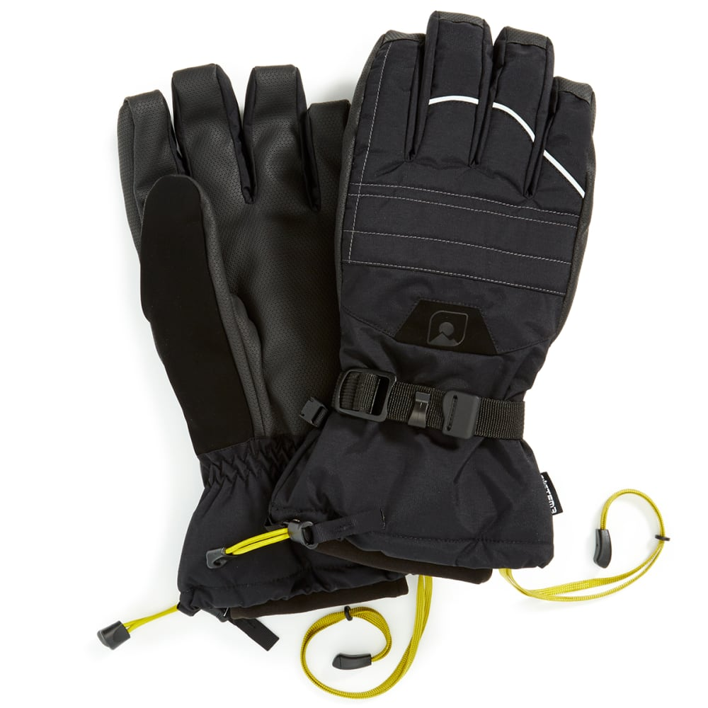 EMS® Men's Altitude 3-in-1 Gloves - JET BLACK