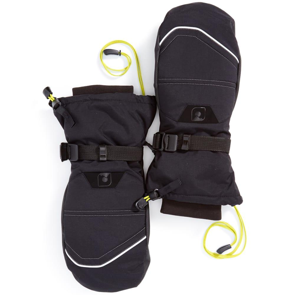 EMS® Men's Altitude 3-in-1 Mittens - JET BLACK