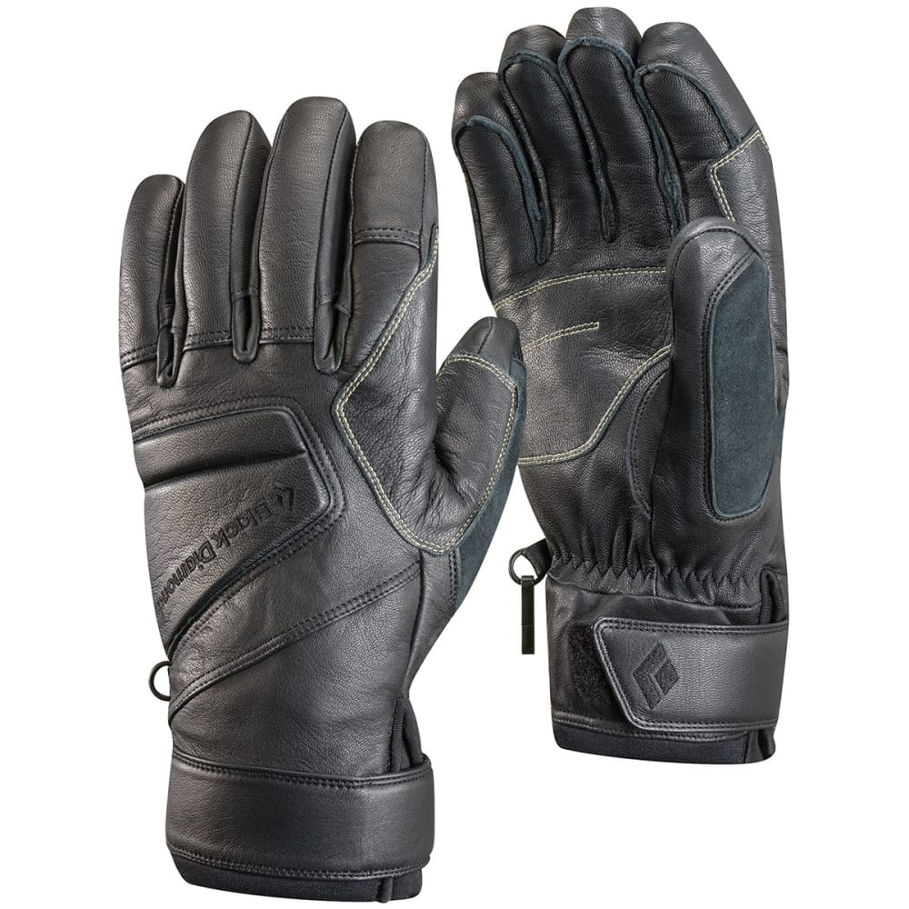 BLACK DIAMOND Men's Legend Gloves - BLACK