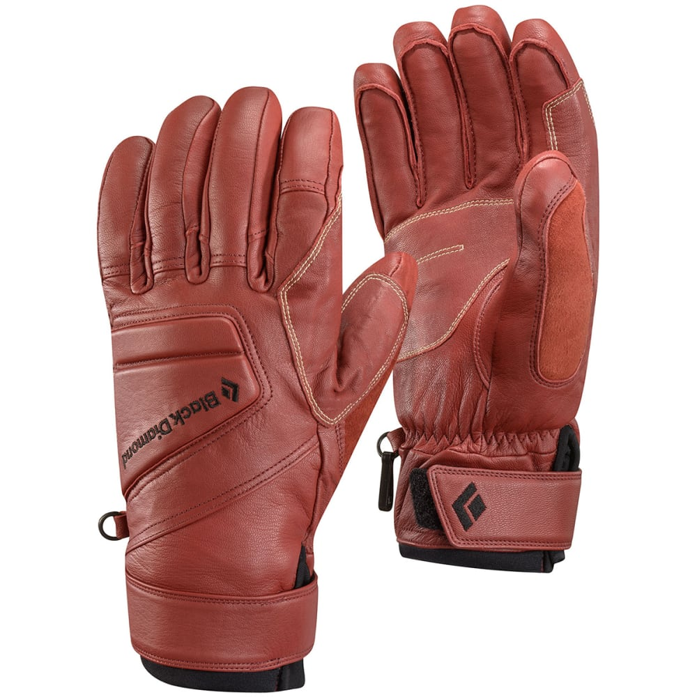 BLACK DIAMOND Men's Legend Gloves - DEEP TORCH