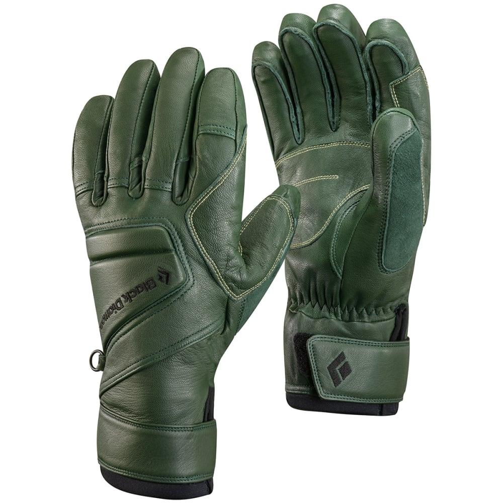 BLACK DIAMOND Men's Legend Gloves - HEMLOCK