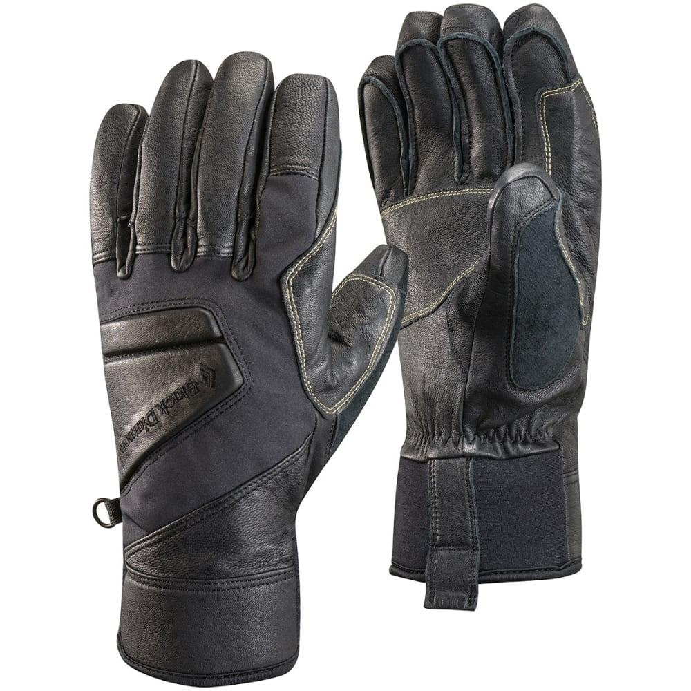 BLACK DIAMOND Men's Kajia Gloves - BLACK