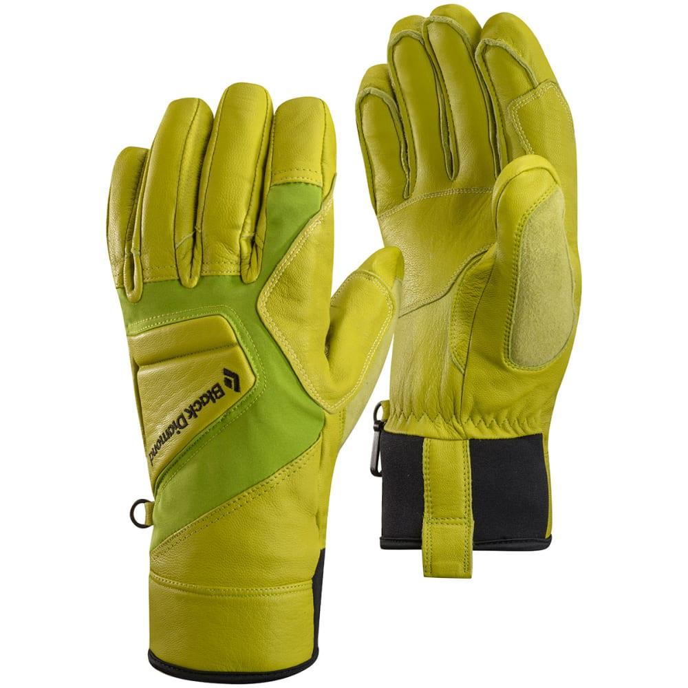 BLACK DIAMOND Men's Kajia Gloves - ALOE
