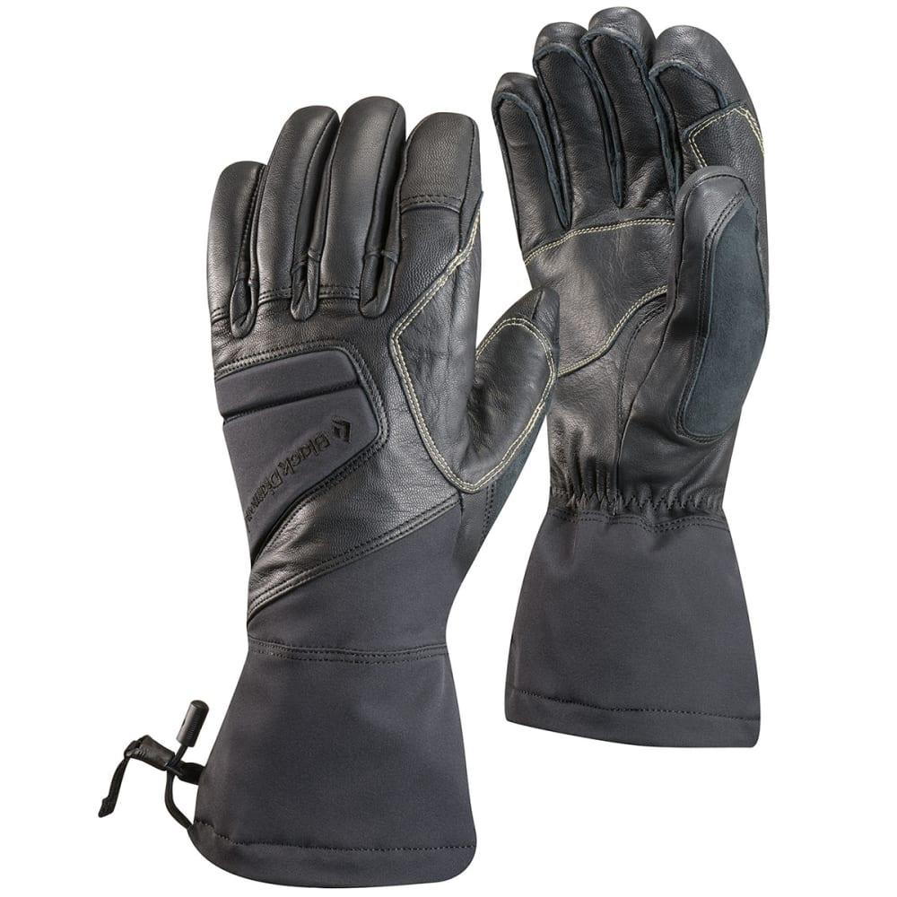BLACK DIAMOND Men's Squad Gloves - BLACK