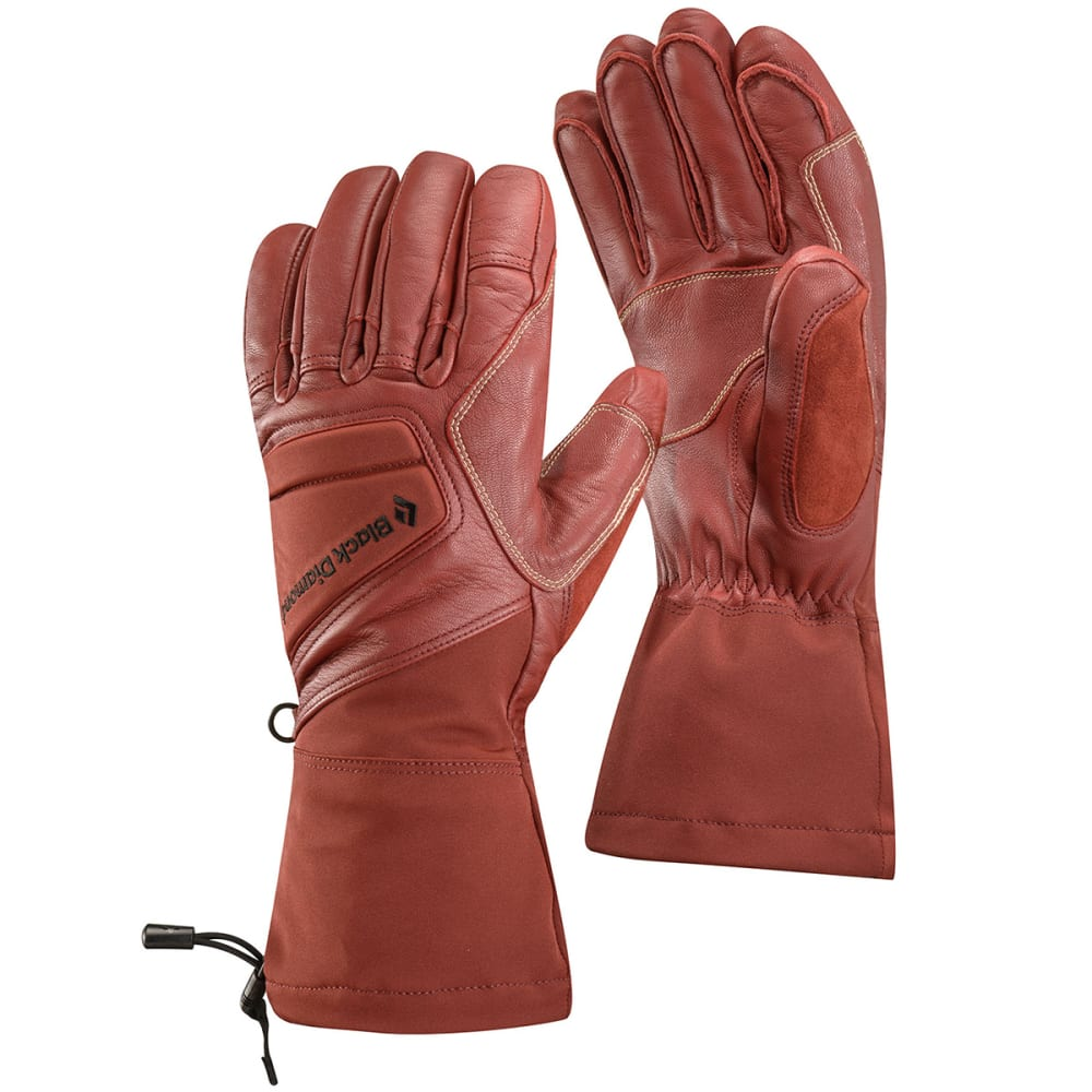 BLACK DIAMOND Men's Squad Gloves - DEEP TORCH