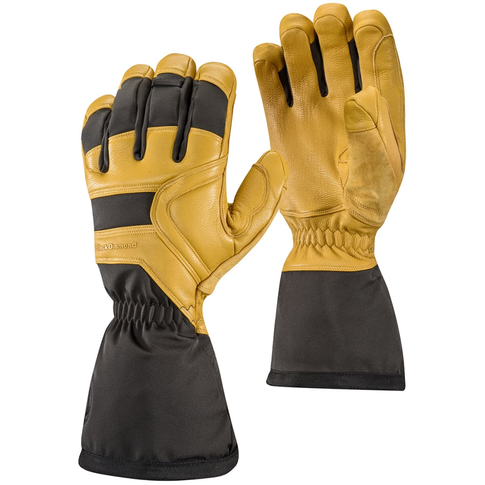 BLACK DIAMOND Men's Crew Gloves - NATURAL