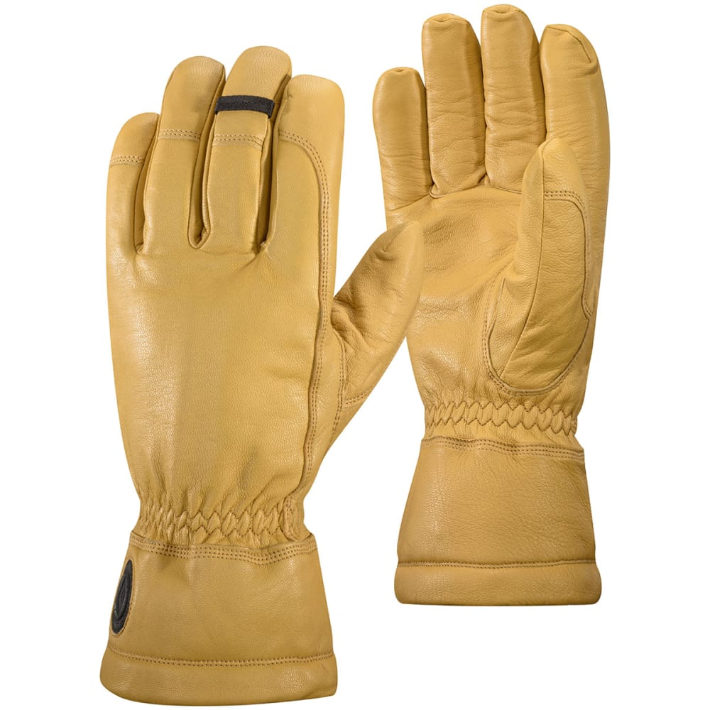BLACK DIAMOND Men's Work Gloves - NATURAL