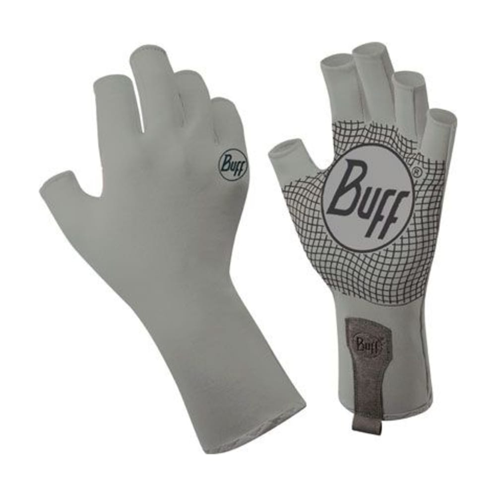 BUFF Men's Sport Series Water Gloves - LIGHT GREY