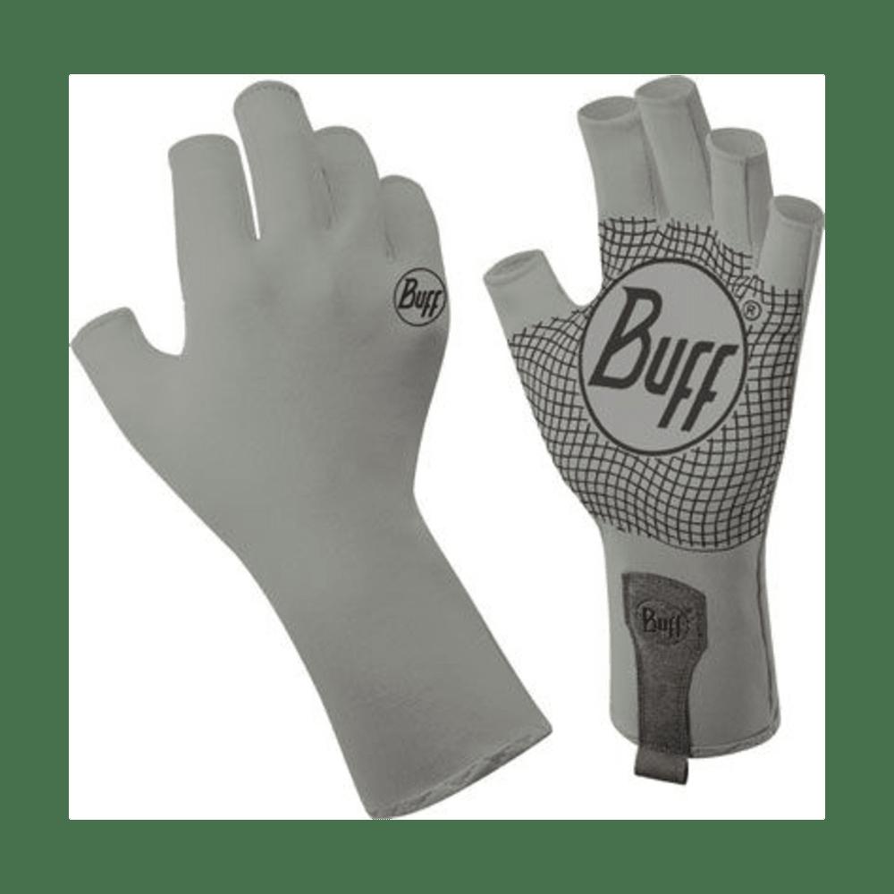 BUFF Men's Sport Series Water Gloves - LIGHT GREY