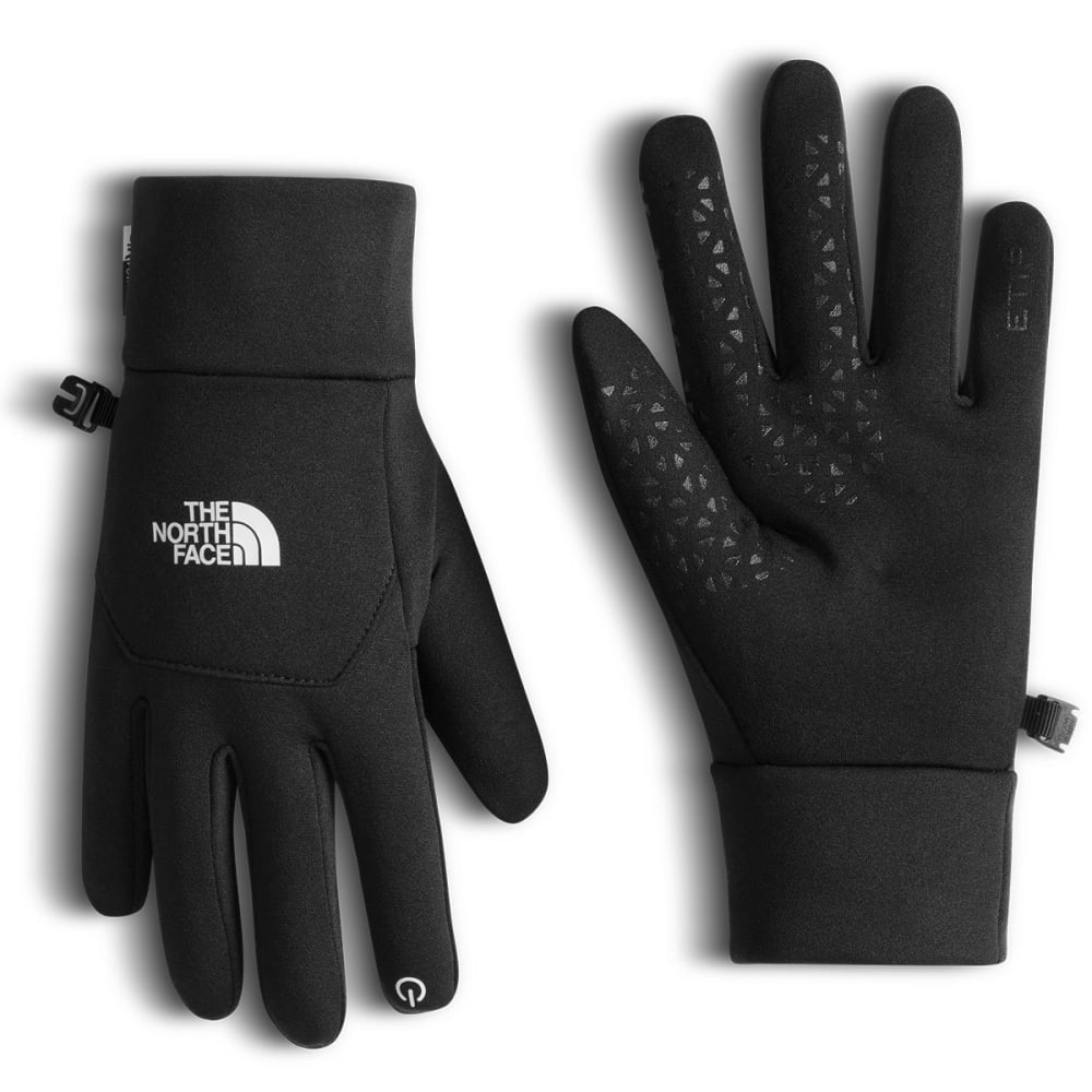 THE NORTH FACE Men's Etip Fleece Gloves - TNF BLACK-JK3