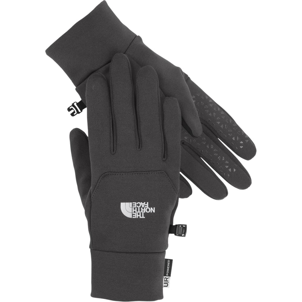 THE NORTH FACE Men's Etip Fleece Gloves - OC5-ASPHALT GREY