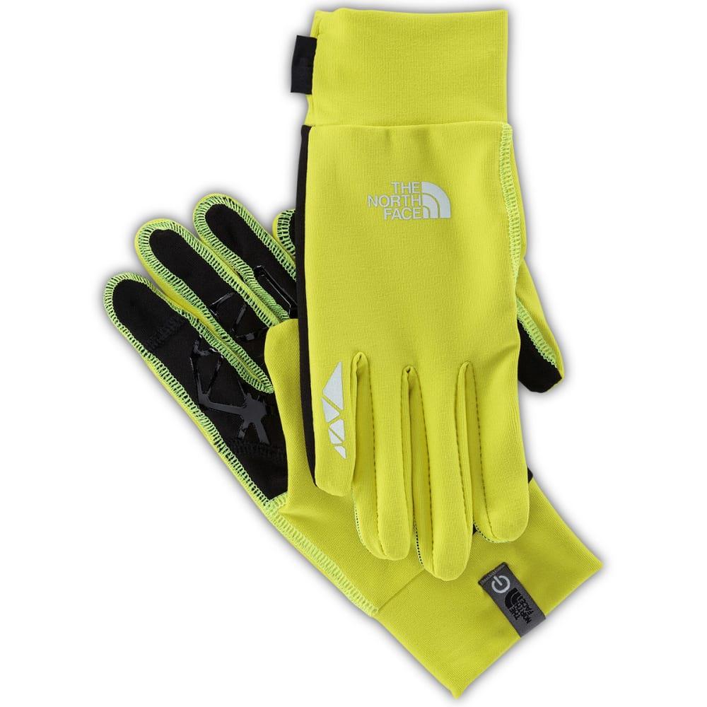 THE NORTH FACE Runners 2 Etip Fleece Gloves - GREEN
