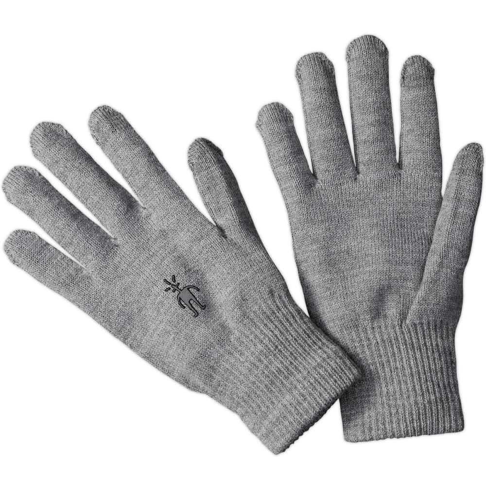 SMARTWOOL Liner Gloves - SILVER