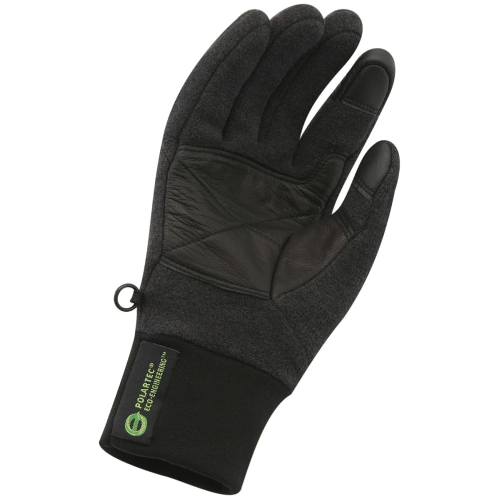 BLACK DIAMOND WoolWeight Liner Gloves - BLACK