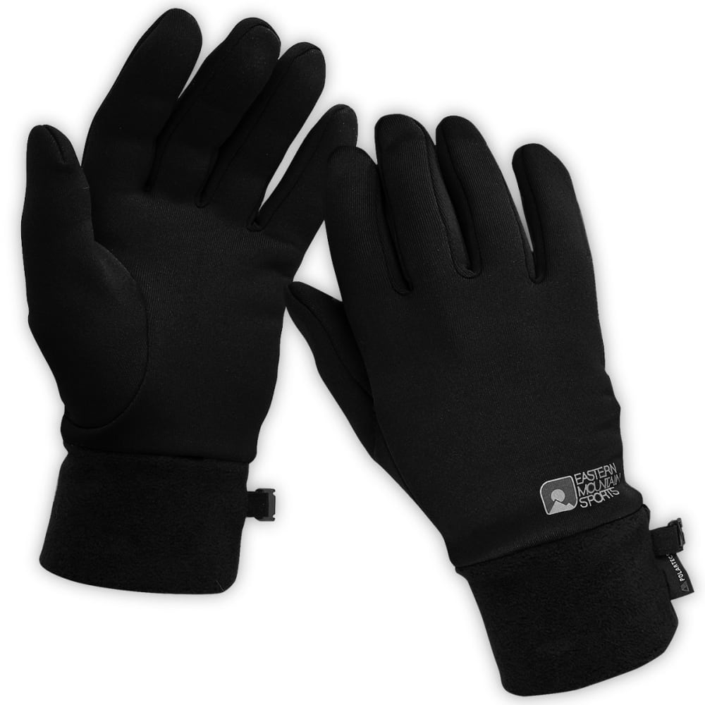 EMS Men's Power Stretch Gloves - BLACK