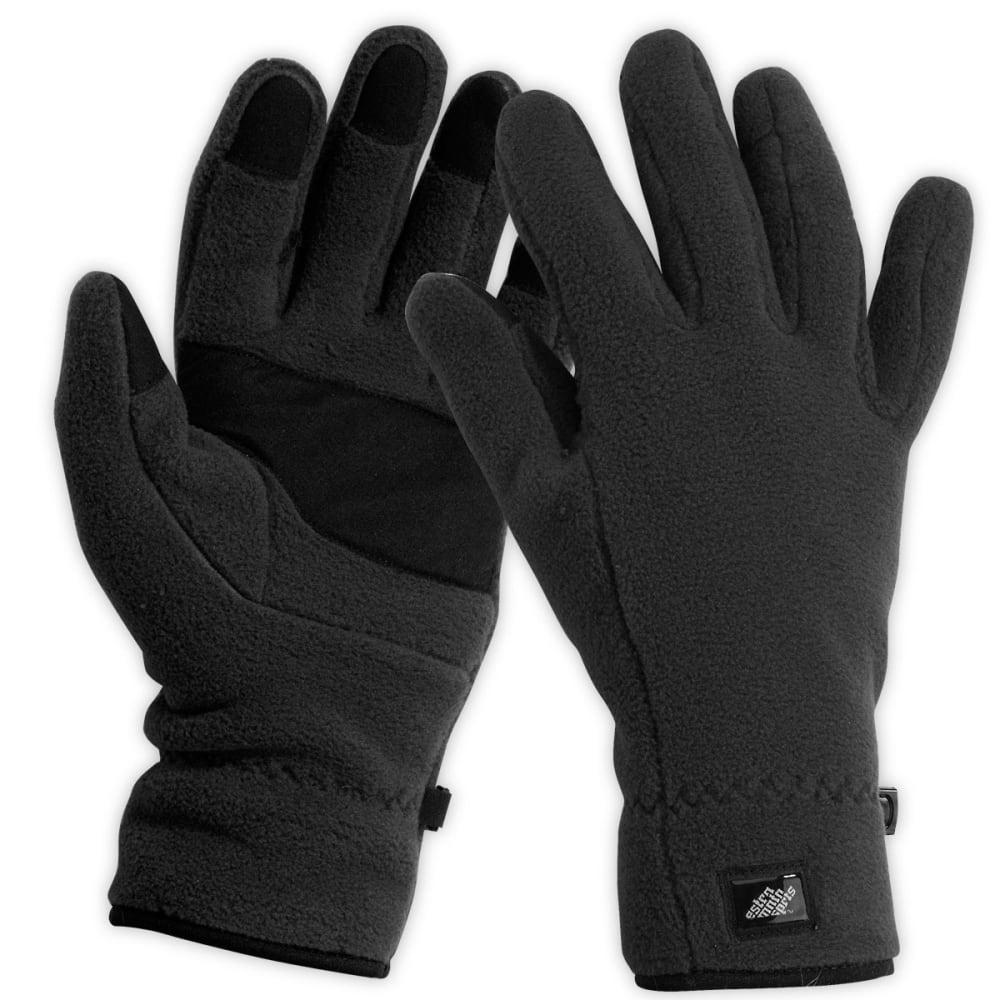 EMS Men's Hyland Fleece Gloves - BLACK