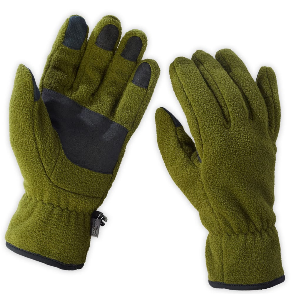 photo: EMS Hyland Fleece Gloves fleece glove/mitten