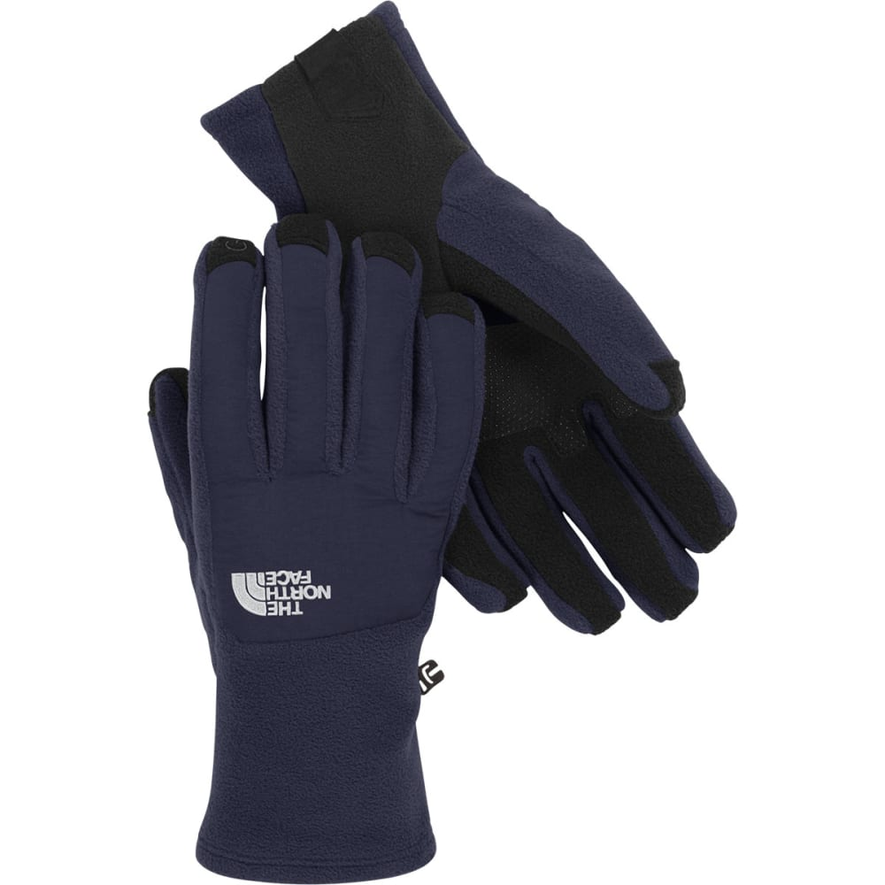 THE NORTH FACE Men's Denali Etip Fleece Gloves - A7L-COSMIC BLUE