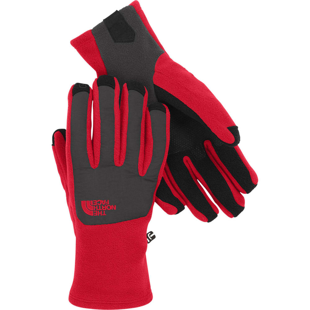 THE NORTH FACE Men's Denali Etip Gloves - 65J-TNF RED
