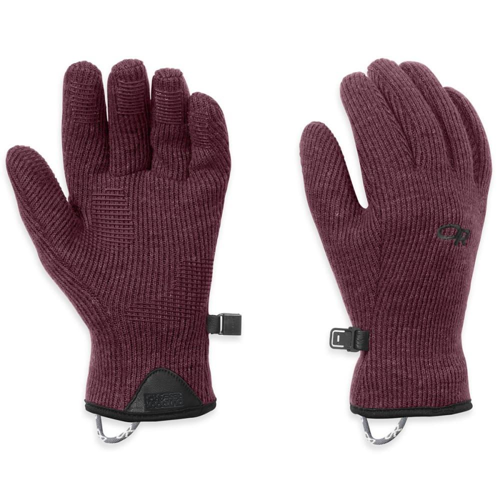 OUTDOOR RESEARCH Women's Flurry Gloves - PINOT