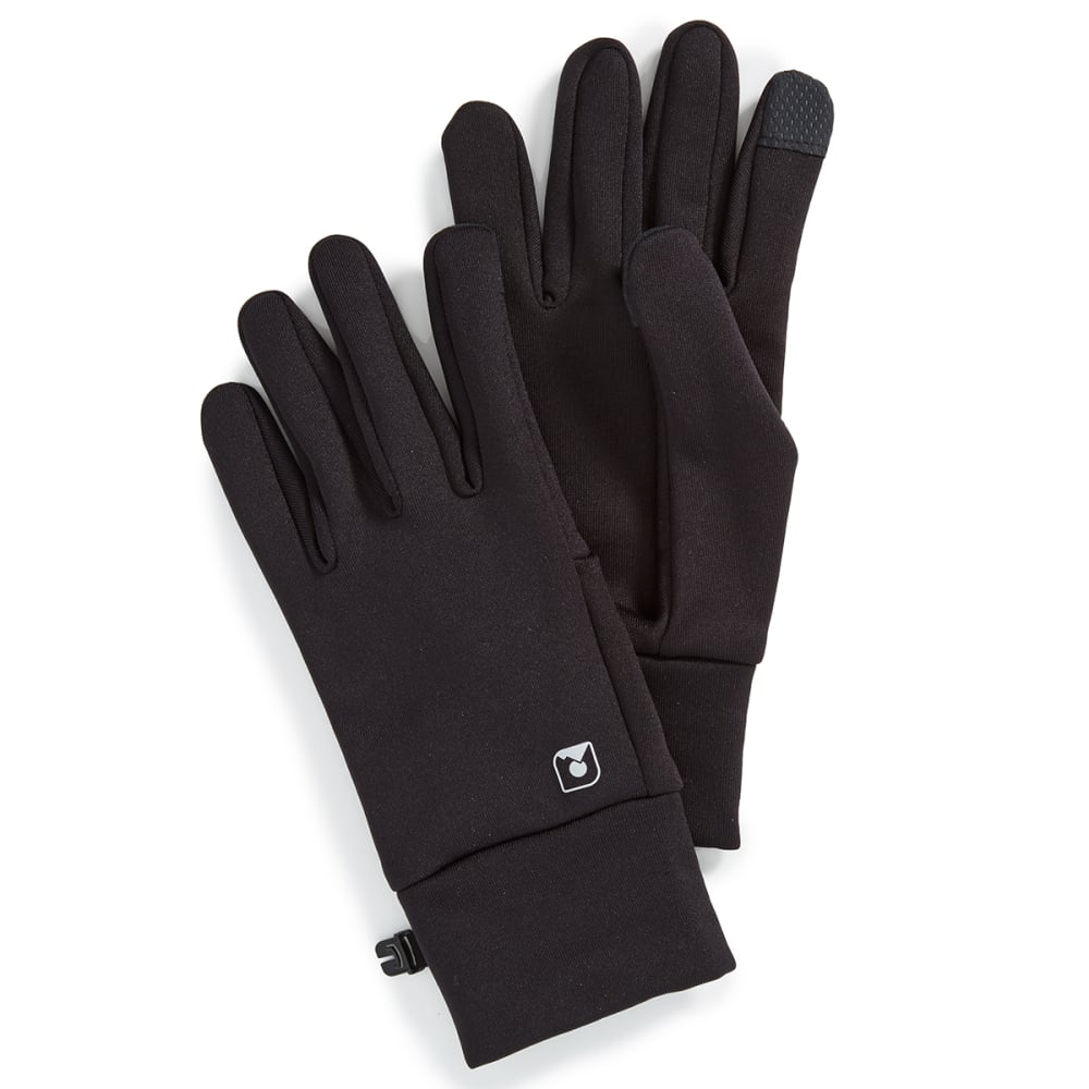 EMS Men's Power Stretch Glove - BLACK
