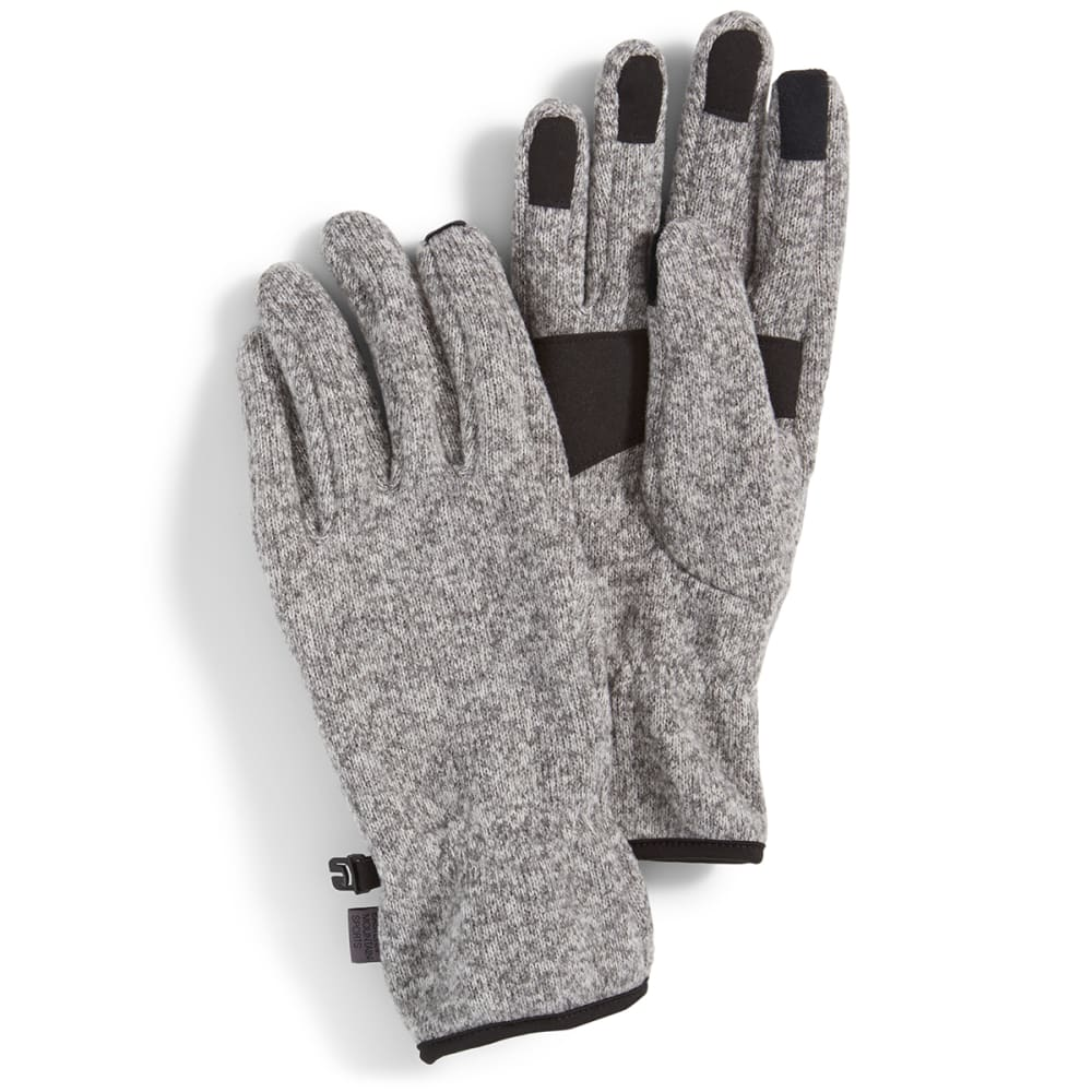 EMS® Men's Roundtrip Fleece Gloves - PEWTER HEATHER