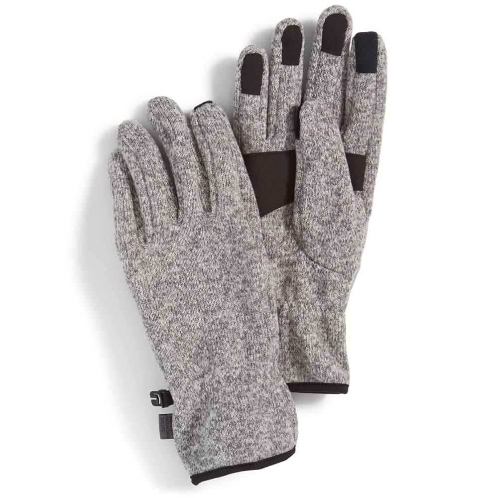 EMS® Men's Roundtrip Fleece Gloves - PEWTER HEATHER