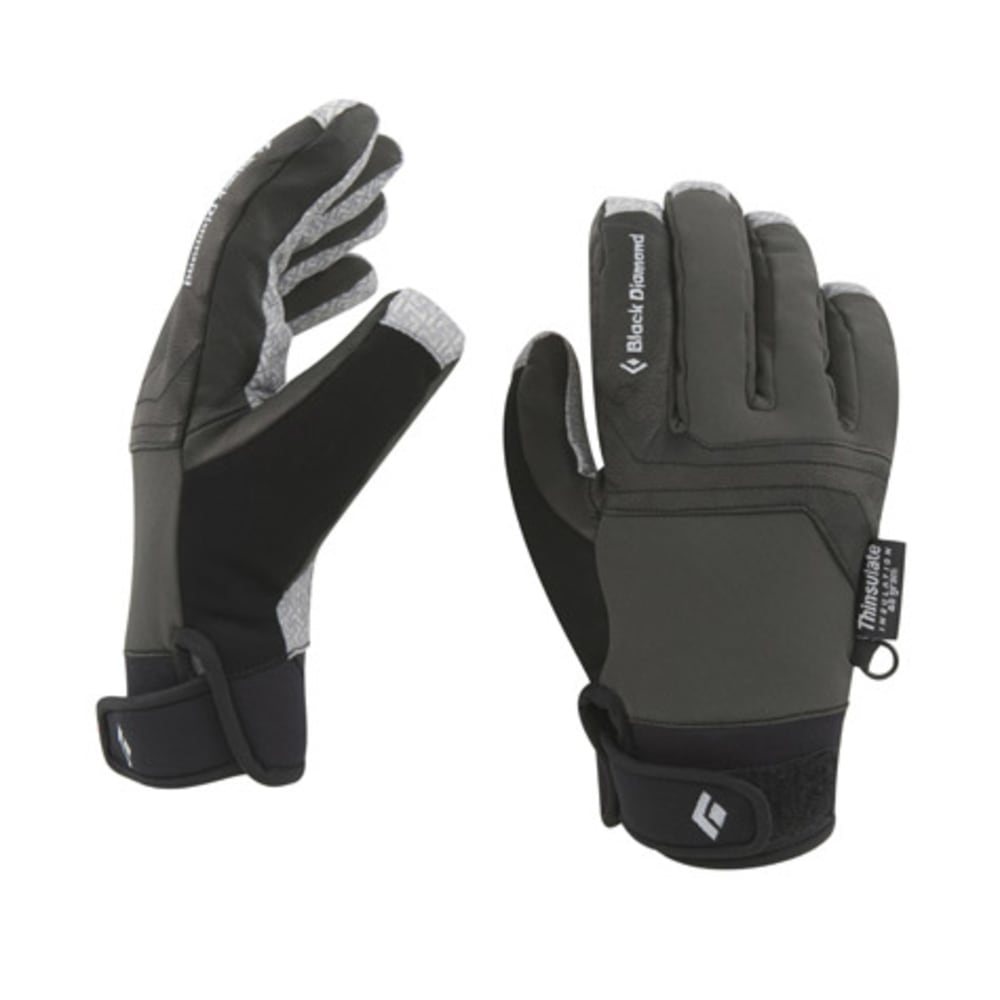 BLACK DIAMOND Men's Arc Gloves - BLACK