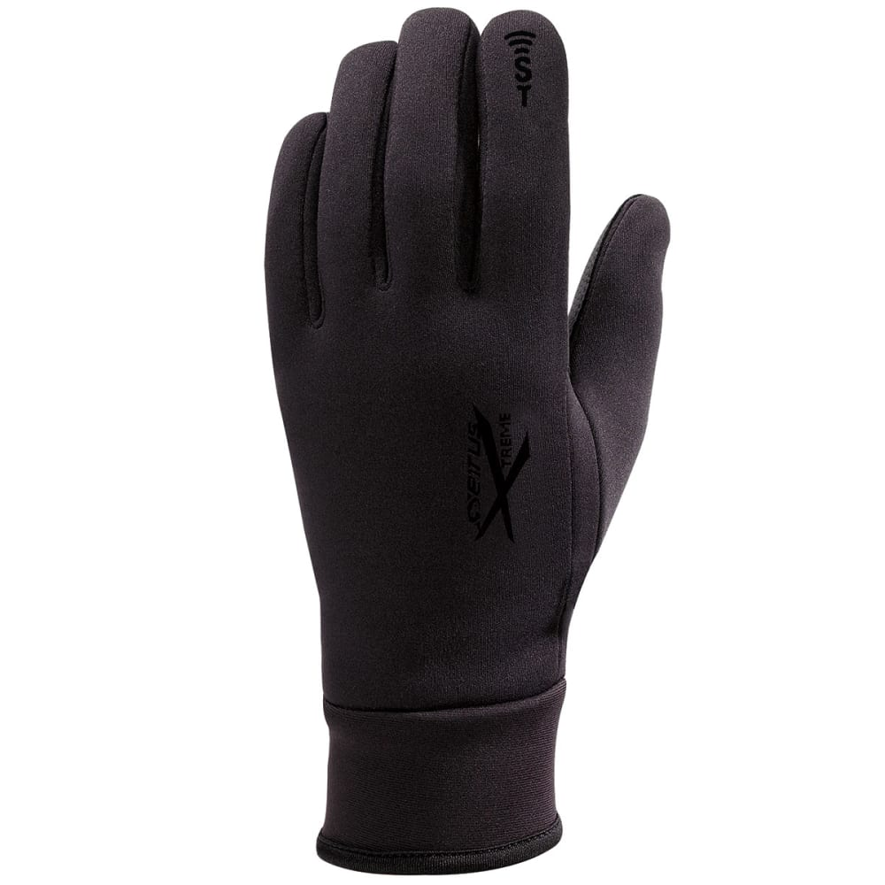 SEIRUS Men's Soundtouch™ Xtreme™ All Weather™ Glove - BLACK