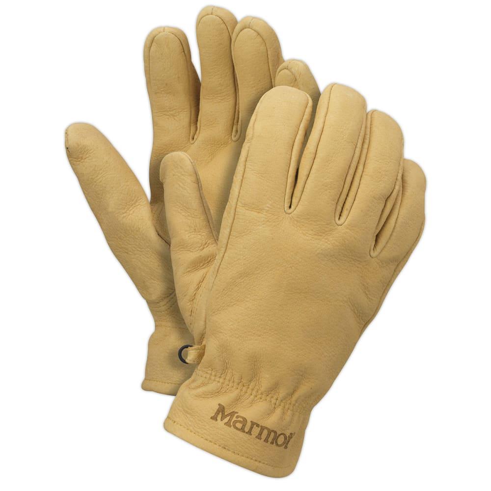 MARMOT Basic Work Gloves, Tan