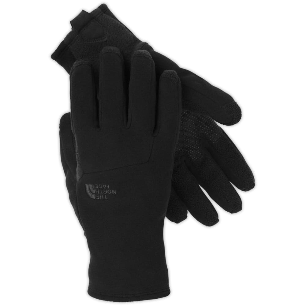 THE NORTH FACE Men's Pamir WindStopper Etip Fleece Gloves - JK3-TNF BLACK