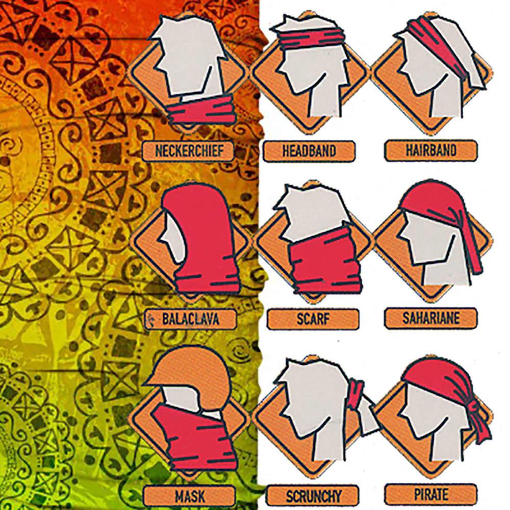BUFF UV Buff, Dharma - MULTI
