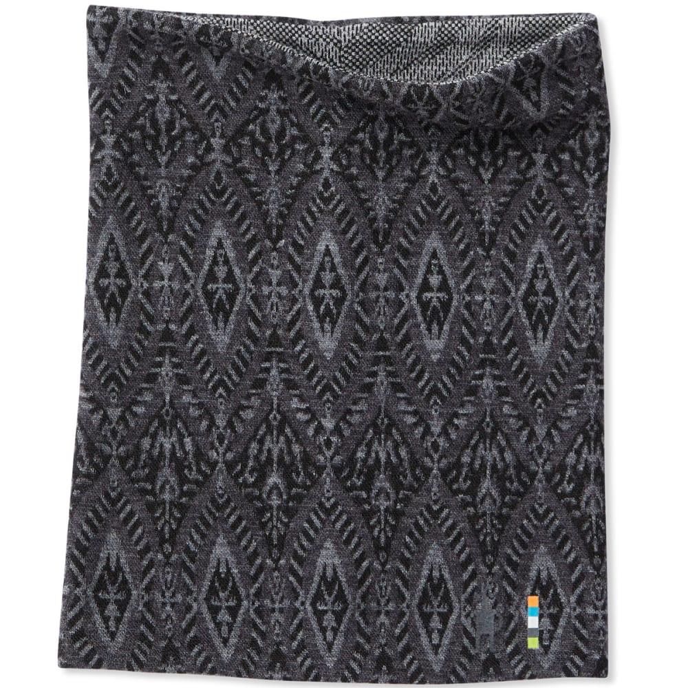 SMARTWOOL Pattern Neck Gaiter - BLACK MED - C14