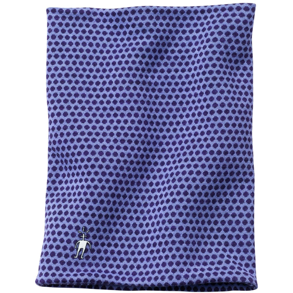 SMARTWOOL Pattern Neck Gaiter - POLAR PURPLE