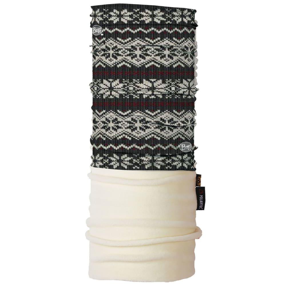 BUFF Polar Buff, Knit Snow - KNIT SNOW