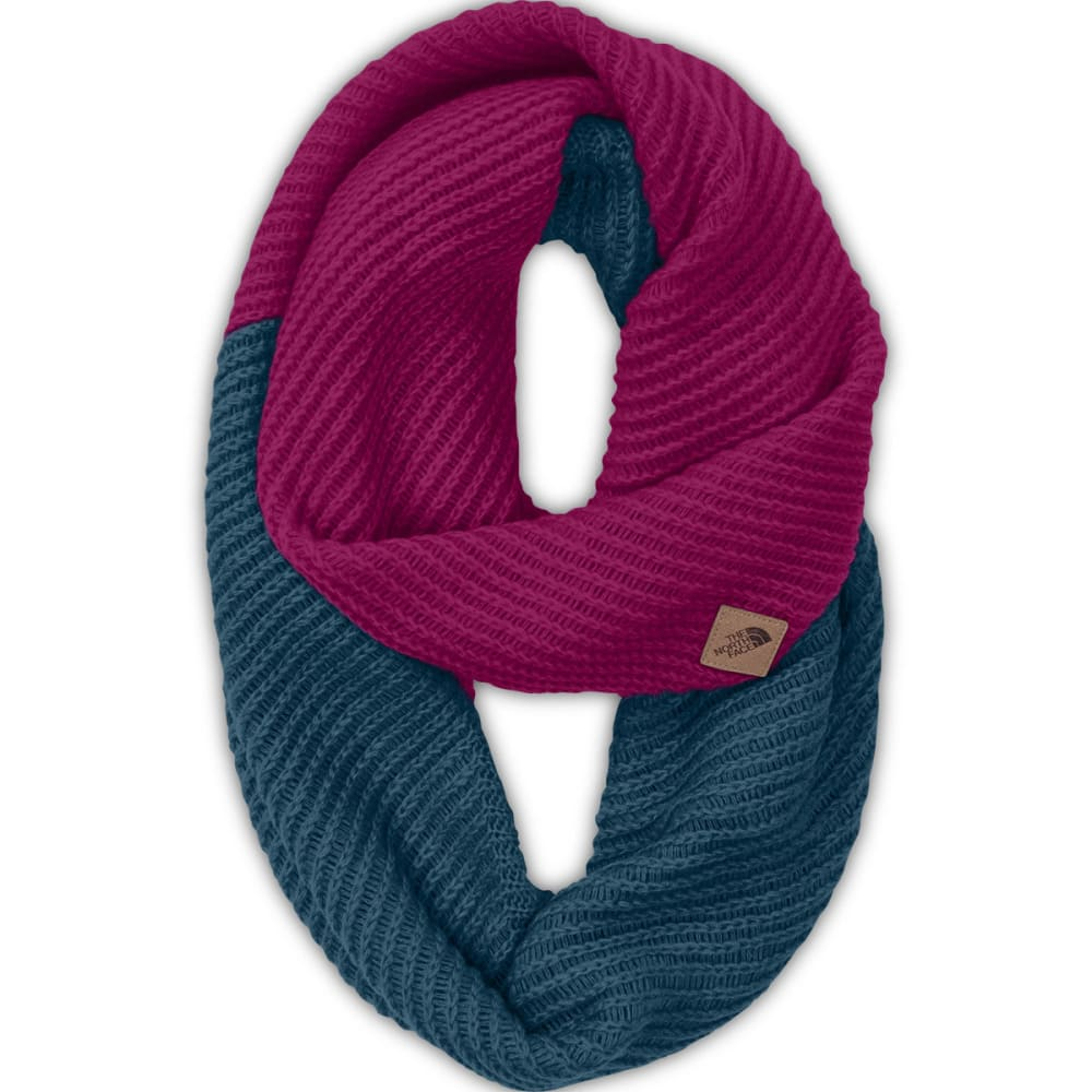THE NORTH FACE Hudson Scarf - JUNIPER TEAL
