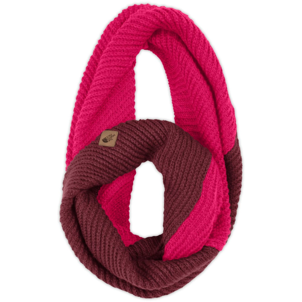 THE NORTH FACE Hudson Scarf - SEQUOIA RED/CERISE P