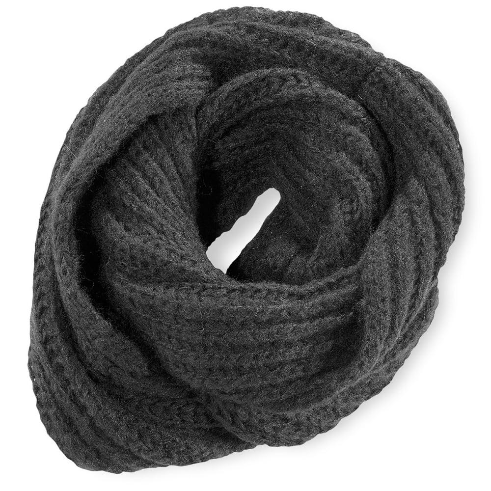 PISTIL Frenchi Infinity Scarf - BLACK