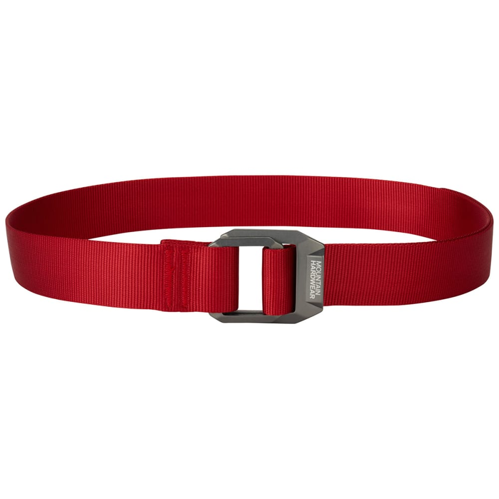 MOUNTAIN HARDWEAR Double Back Belt - MOUNTAIN RED