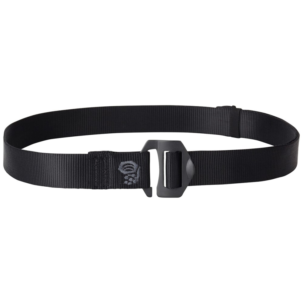 MOUNTAIN HARDWEAR Alloy Nut Belt - BLACK