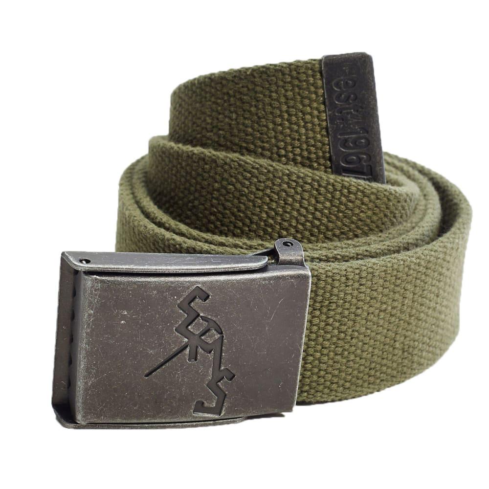EMS Men's Ice Axe Belt - LODEN GREEN