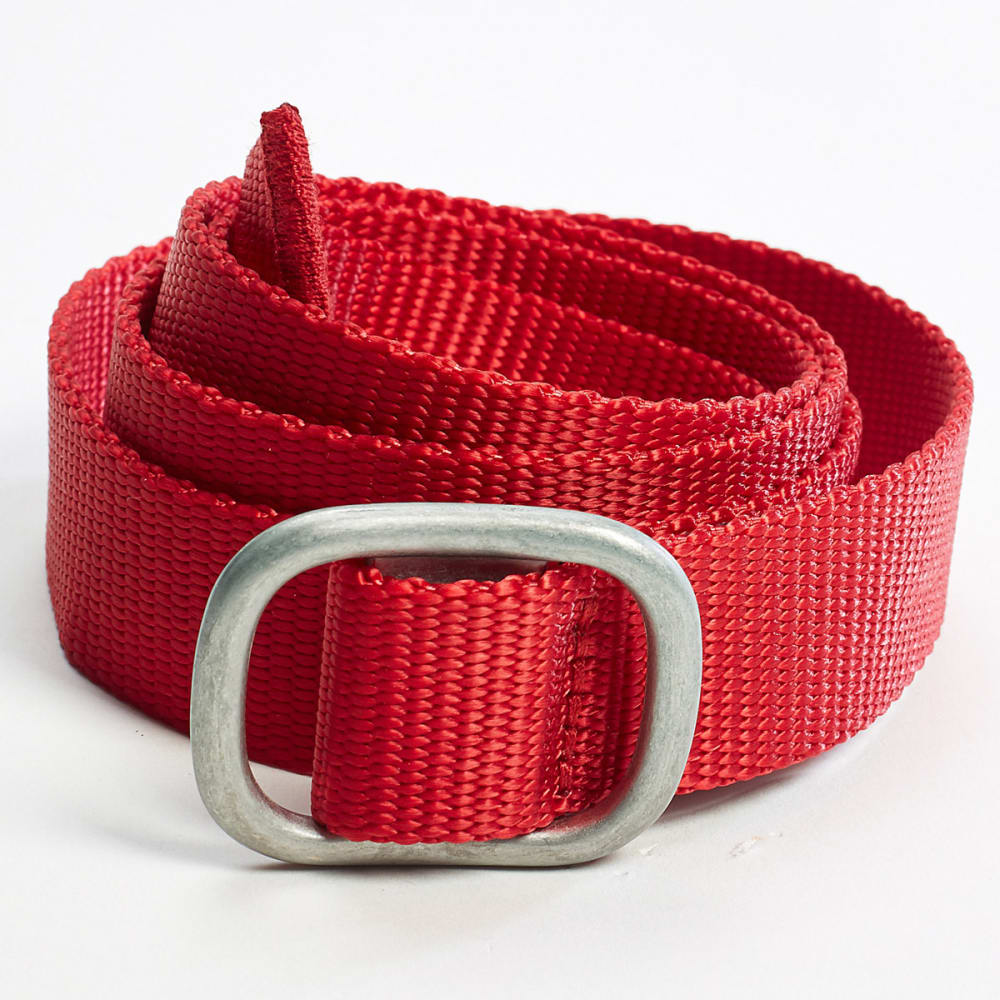 EMS Nylon Friction 1 in. Belt, Ribbon Red - RIBBON RED